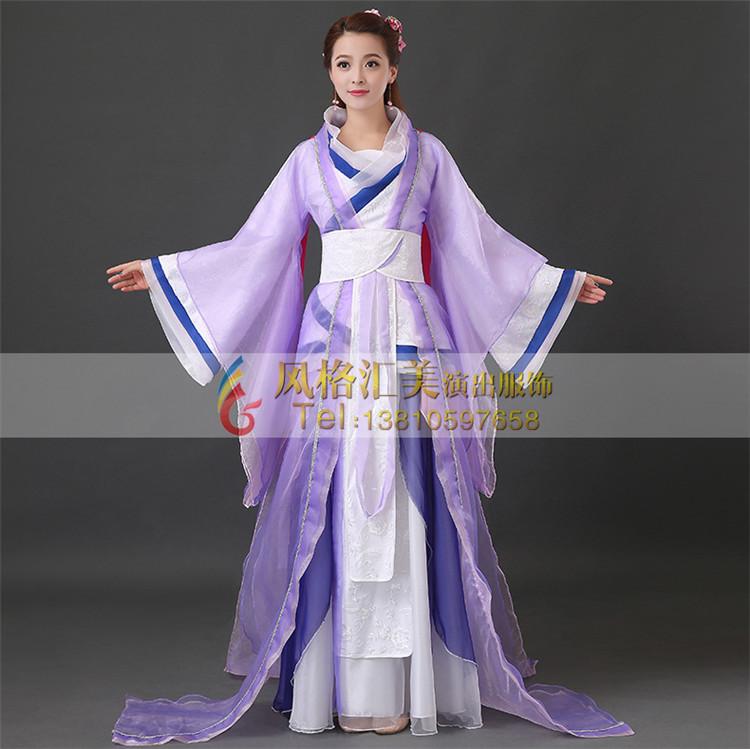 古代汉朝服饰