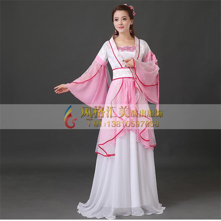 风格汇美演出服饰是北京专注于古代服装定做,古代衣服批发,古代演出服