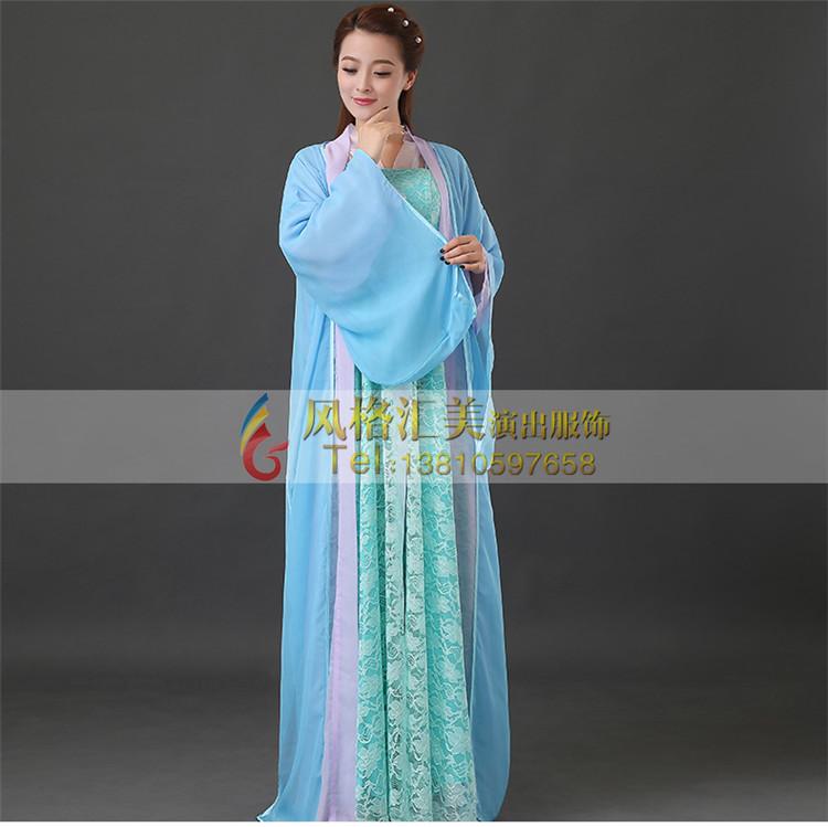 古代服装襦裙