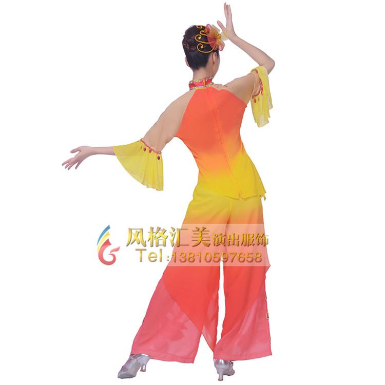 古典舞蹈服装 古典舞蹈服装定做_风格汇美演出服饰