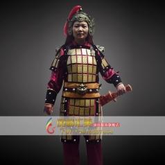 盔甲 清朝兵器盔甲头盔出售