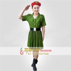 八一建军节演出服装