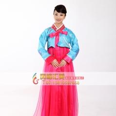 韩式服装 朝鲜服装