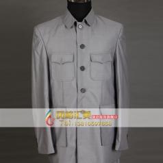 开国大典毛泽东同款年代服装  舞台演出服装