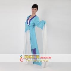 古代女子服装舞台表演服 风格汇美演出服饰