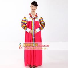 韩国服装 朝鲜服装