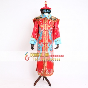 出租古代皇后皇帝服装