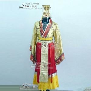 出租古代皇帝服装 汉代皇帝服装