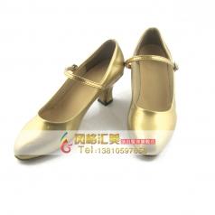 女士舞蹈鞋 高跟表演鞋舞蹈鞋
