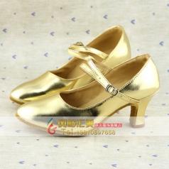 新款拉丁舞蹈鞋 女士高跟舞蹈鞋
