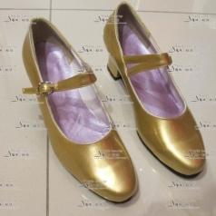 成人拉丁舞广场舞蹈鞋 女士表演鞋