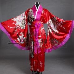 日本舞蹈演出服装 和服表演服