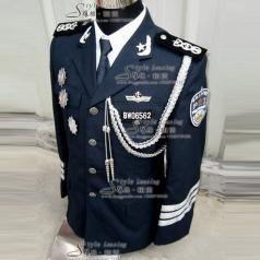 风格汇美军队礼服表演服装 军装演出服