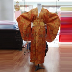 日本和服演出服装 女士表演服装