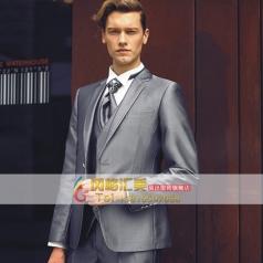 男士商务西服套装 主持人礼服演出服装