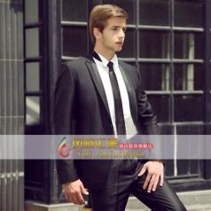 男士礼服套装 舞台演出服装西服套装