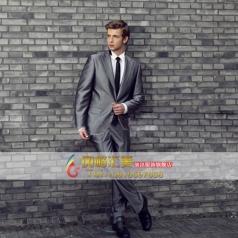 男士商务西服套装 礼服表演服装