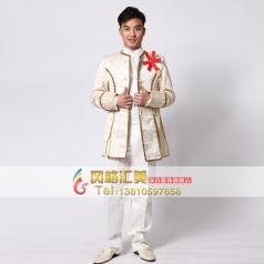 刺绣王子演出服装 男士宫廷表演服装