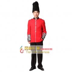 国外舞台服装  男士宫廷演出服装