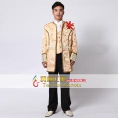 男士宫廷演出服装 皇室表演服装