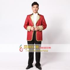 男士宫廷服装 舞台演出服装
