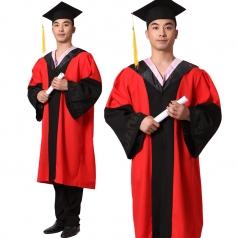 风格汇美2013年大学生毕业导师服 导师学位袍 学士帽