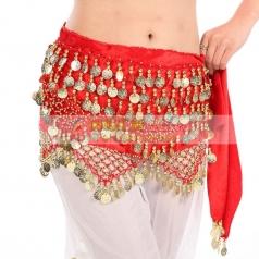 特价三角巾肚皮舞腰链新款流苏臀巾舞蹈服装印度舞配饰腰带秋冬