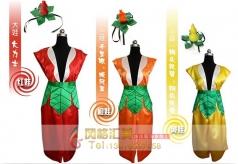 风格汇美cosplay葫芦娃演出表演服装定做表演服装