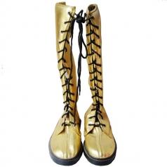 预定民族蒙古靴 新疆舞靴 藏族靴 手工靴 民族舞蹈靴