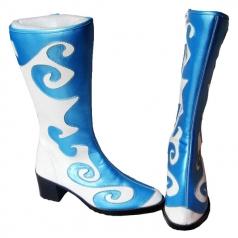 民族舞蹈靴 蒙古新疆舞靴 藏族靴 手工靴