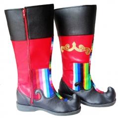 民族舞鞋 舞蹈靴 蒙古靴 藏靴 新疆舞靴 氨纶靴 藏族靴 手工靴