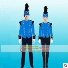 鼓乐队服装