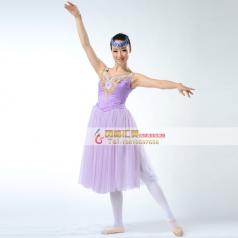 新款女式芭蕾演出服装定做_风格汇美演出服饰