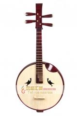 铜品特质红木中阮专业初学琴 练习演奏必备_风格汇美演出服饰
