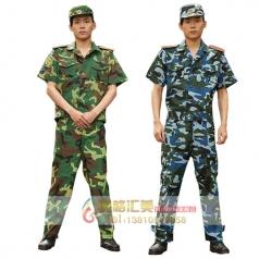 特种兵夏季作训服军装军训服工作服定做_风格汇美演出服饰