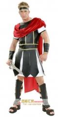 古罗马战士服装cosplay服装男