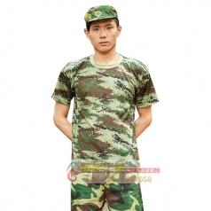 特种兵夏季短袖作训服军装军训服工作服定做_风格汇美演出服饰