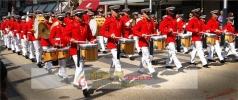 军鼓服装,打鼓装,敲鼓装-风格汇美演出服装