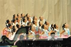 民乐队舞台服装,儿童民乐队制服,学生民乐队服装_风格汇美演出服装