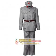 八路军服装,年代服装红军服装