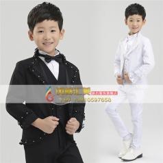 学生主持人礼服 男童合唱服装定制专家_风格汇美演出服饰