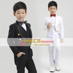 儿童燕尾指挥服装,儿童合唱服装定制厂家_风格汇美演出服饰