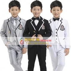 儿童指挥服装,儿童合唱服装定制厂家_风格汇美演出服饰