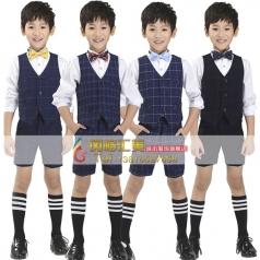 小学生合唱衬衫,儿童合唱服装定做工厂_风格汇美演出服饰
