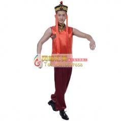 蒙古舞服装定制,蒙古舞蹈服装专业定制_风格汇美演出服饰