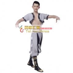 蒙古舞蹈演出服装专业定制_风格汇美演出服饰