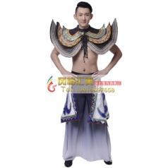蒙古舞蹈服装专业定制_风格汇美演出服饰