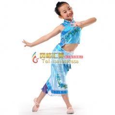 儿童舞蹈服装 少儿舞服装专业定制_风格汇美演出服饰