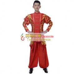 蒙古舞蹈服装工厂专业定制演出服装_风格汇美演出服饰