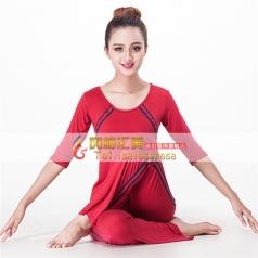 瑜伽服套装瑜伽服装专卖店_风格汇美演出服饰